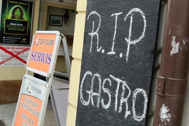 Branża gastronomiczna jest jedną z tych, które najbardziej ucierpiały w czasie epidemii z powodu obostrzeń.