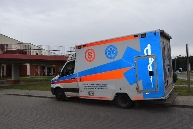 Zgodnie z obowiązującą decyzją Wojewody Kujawsko - Pomorskiego, Mikołaja Bogdanowicza szpital w Grudziądzu ma zabezpieczone 45 stanowiska respiratorowe. Obecnie wszystkie są zajęte