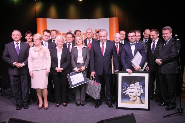 Agnieszka Jackowska-Durkacz i Cezary Kołota zostali menedżerami roku 2012