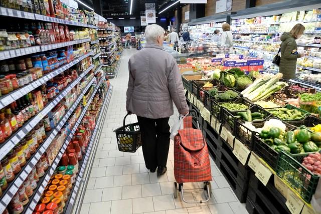 Dużym problemem są wzrosty cen żywności, ponieważ one najsilniej oddziałują na uboższe gospodarstwa domowe.