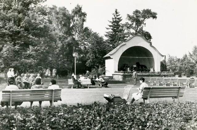 Wśród inowrocławian popularnym miejscem majówkowego wypoczynku był Park Zdrojowy, czyli Solanki