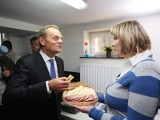 Poniedziałkowy Poranny: Tuskobus na Podlasiu
