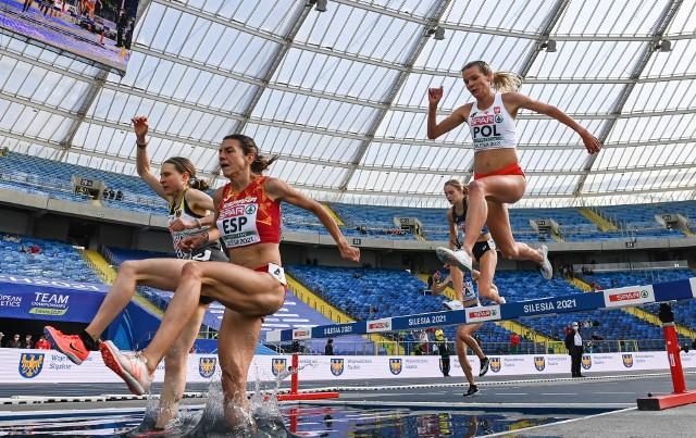 Na Stadionie Śląskim rozgrywane są Drużynowe Mistrzostwa Europy w lekkiej atletyceZobacz kolejne zdjęcia. Przesuwaj zdjęcia w prawo - naciśnij strzałkę lub przycisk NASTĘPNE