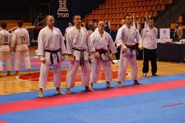 Mistrzowie Europy (od lewej): Maciej Kalandyk, Łukasz Wójcik, Piotr Kuś, Łukasz Radwański.