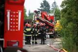 Małopolscy strażacy kupili bez przetargu sprzęt od firmy, której prezes ma zarzuty korupcyjne