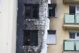 Warszawa Targówek: Pożar bloku na Bródnie 14.08 [ZDJĘCIA] Palił się budynek przy ul. Rembielińskiej 19