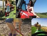 Najpiękniejsze rolniczki z Podlasia i Polski. Zobacz zdjęcia piękniejszej strony wsi na Instagramie [ZDJĘCIA]