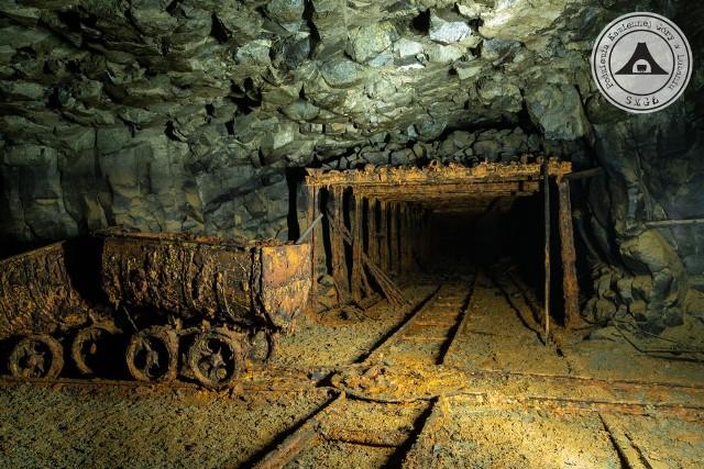 Nowe zdjęcia tuneli hitlerowskiego kompleksu z czasu II WŚ. Obiekt był zamknięty 76 lat!