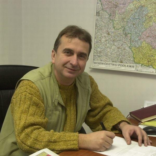 Konrad Kruszewski, redaktor naczelny Gazety Współczesnej