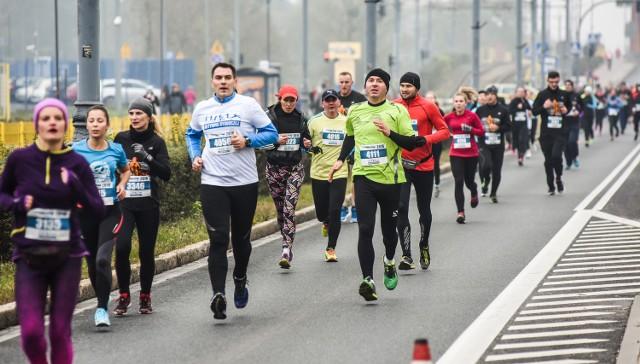 Biegi uliczne stały się nieodłącznym elementem na sportowej mapie Bydgoszczy. W przyszłym roku także ich nie zabraknie.