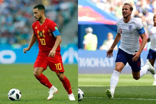 Mundial 2018. Mecz Anglia - Belgia ONLINE. Gdzie oglądać w telewizji? TRANSMISJA TV NA ŻYWO
