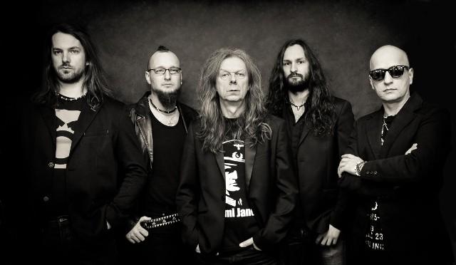 Jubileuszowy koncert grupy Turbo odbędzie się w klubie Blue Note a Poznaniu we wtorek o godzinie 19