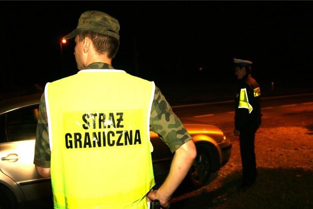 Prawie 3 tys. prób nielegalnego przekroczenia polskiej granicy. Straż Graniczna podała dane