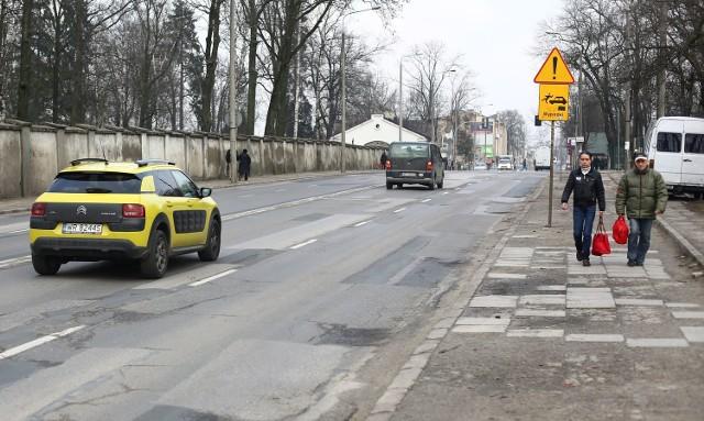Na ulicy Limanowskiego będą wymieniane instalacje, układana będzie nowa nawierzchnia i chodniki.