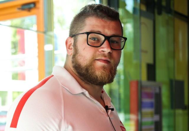 Paweł Fajdek to aktualny mistrz świata i Europy w rzucie młotem