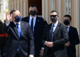 Tłumy w Wadowicach! Przybyli premier i prezydent Duda [FOTO]