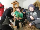 W Rząbcu w gminie Włoszczowa budują hotelik dla owadów. Zobaczcie zdjęcia
