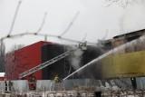 Kraków. Woda użyta do gaszenia archiwum urzędu miasta wdarła się do centrum miejskiego monitoringu