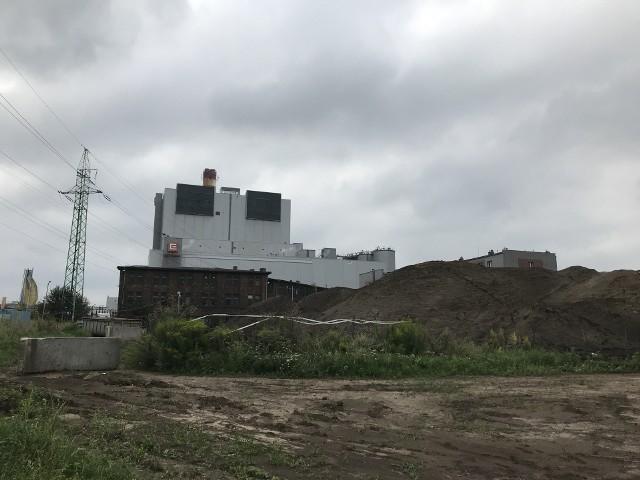 CEZ Chorzów zlikwidował wszystkie hałdy z biomasą