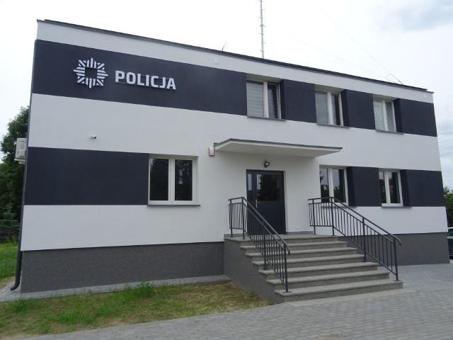 Posterunek Policji wraca na ul. Mickiewicza 5 w Sadkach