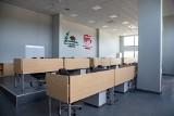 Nowa siedziba Centrum Powiadamiania Ratunkowego przy Szosie Baranowickiej w Białymstoku prawie gotowa. Otwarcie w sierpniu (zdjęcia)