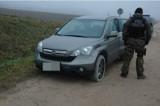 Najdroższe auta zatrzymane przez straż graniczną w 2011 roku