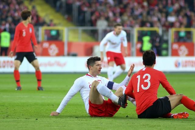 Mecz z Koreą był ostatnim sparingiem reprezentacji Polski przed ogłoszeniem kadry na mundial w Rosji.