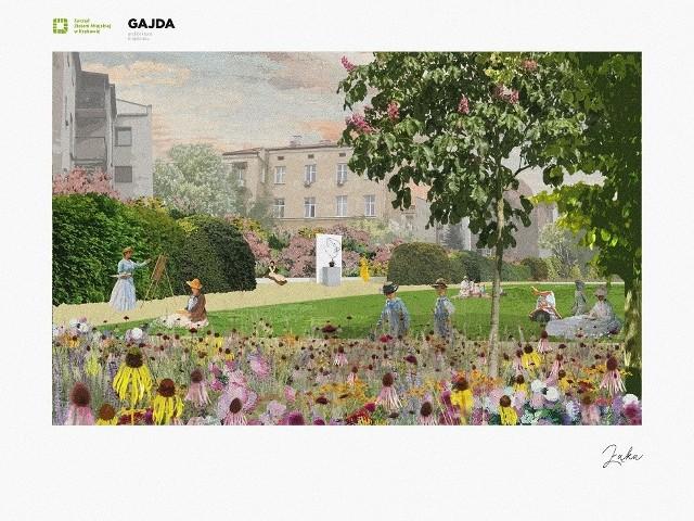 Na zlecenie miasta powstała wstępna koncepcja zagospodarowania parku przy ul. Karmelickiej. Mieszkańcy mogą zgłaszać uwagi do 14 grudnia 2020 r.