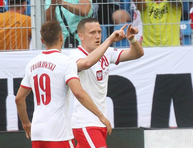 Polska zremisowała z Islandią 2:2. Piotr Zielinski zadedykował gola swojej rodzinie.