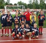 Orange Cup 2009. Chłopcy białostockiej Jagiellonii mają srebro (zdjęcia)