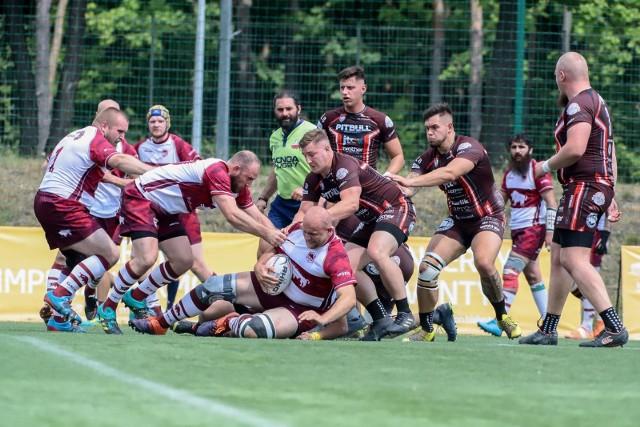 Rugbyści Posnanii w meczu finałowym I ligi pokonali na wyjeździe Rugby Białystok 36:24. Czy kolejny wyjazd też zakończy się dla nich zwycięsko?