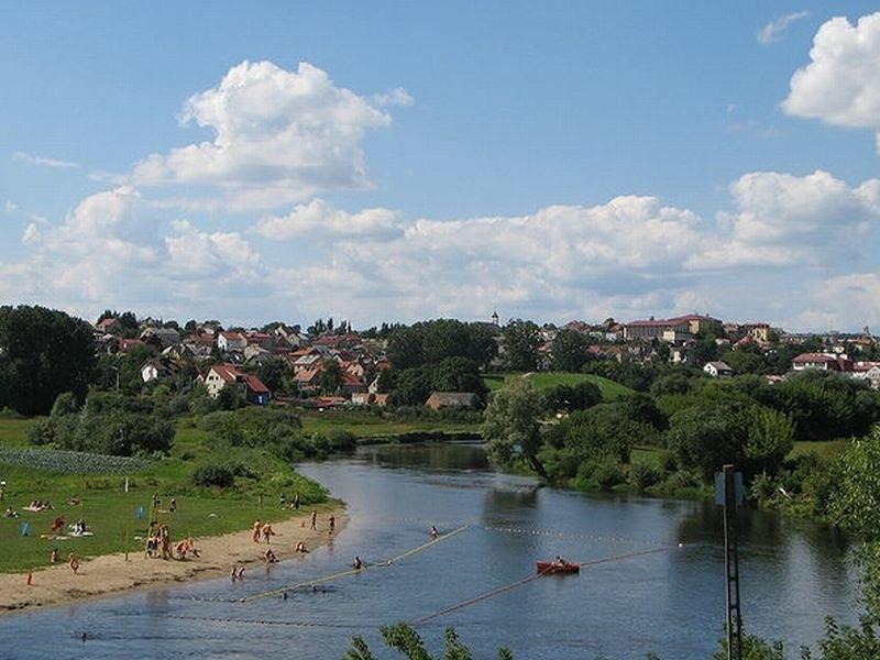 Panorama Łomży