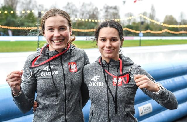 Kaja Ziomek i Andżelika Wójcik pierwszego dnia AMŚ w Amsterdamie stanęły na podium