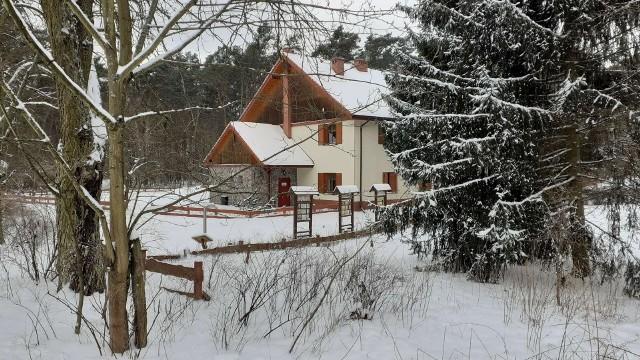 W tegoroczną zimę nie możemy narzekać na opady śniegu. Ma to też swoje pozytywne strony. Chyba nikogo bowiem nie weseliłby brzydki i deszczowy luty. Natura przykryta białym puchem ma swój niesamowity urok, co możemy zobaczyć na przykład w podtoruńskiej Barbarce. Byliście tam ostatnio? Koniecznie zobaczcie nasze zdjęcia!