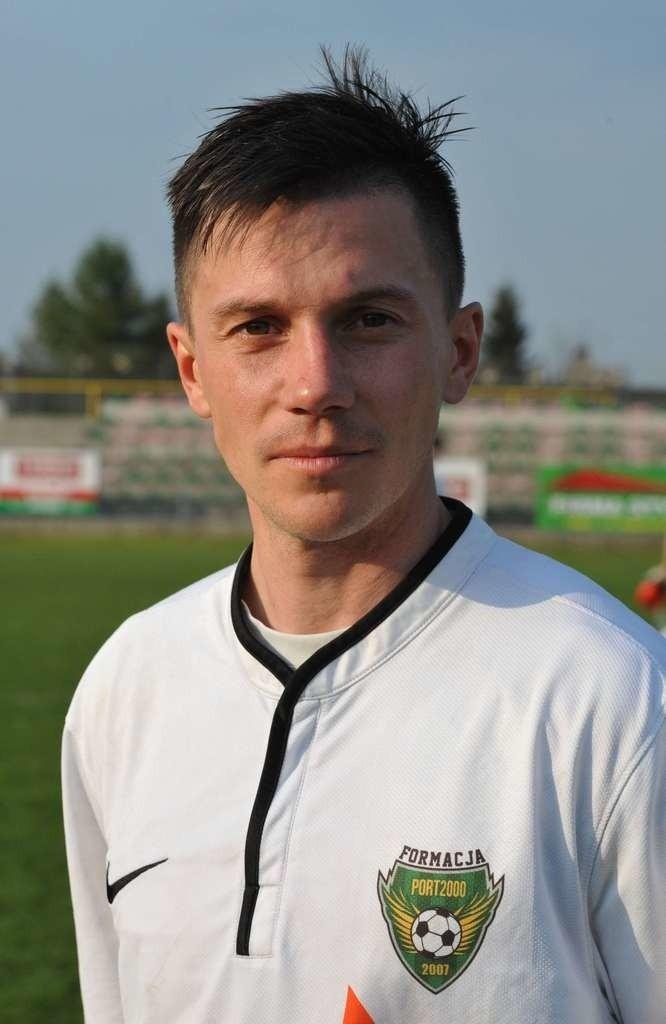 Krzysztof Sikora zwyciężył w naszym plebiscycie.