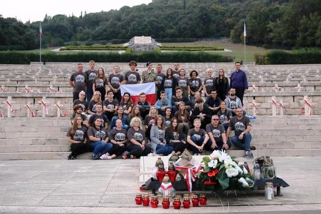 W założeniach organizatorów – głównym celem wyjazdu młodzieży było poszerzenie wiedzy z historii II wojny światowej.