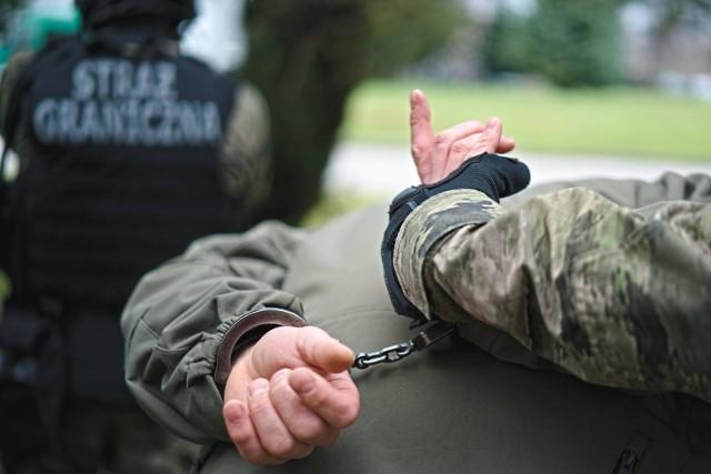 Na granicy w Korczowej wpadło dwóch Ukraińców poszukiwanych czerwoną notą Interpolu.