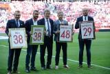 Sebastian Mila i inni pożegnali się z reprezentacją Polski. Piłkarze zostali wyróżnieni przed spotkaniem Polska - Litwa