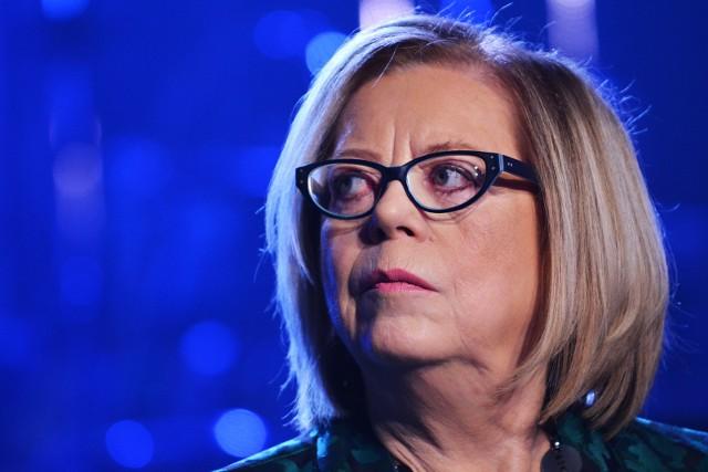 Elżbieta Zapendowska.