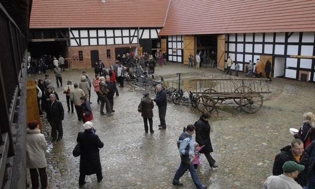 Pieniądze z Unii dostanie m.in. słupskie muzeum na rozbudowę skansenu w Swołowie.