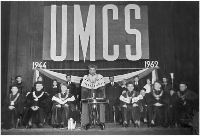 70 lat UMCS