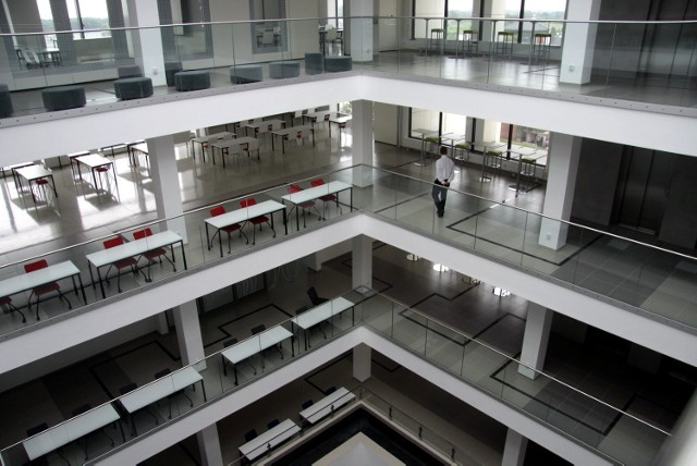 Wschodnie Innowacyjne Centrum Architektury Politechniki Lubelskiej gotowe
