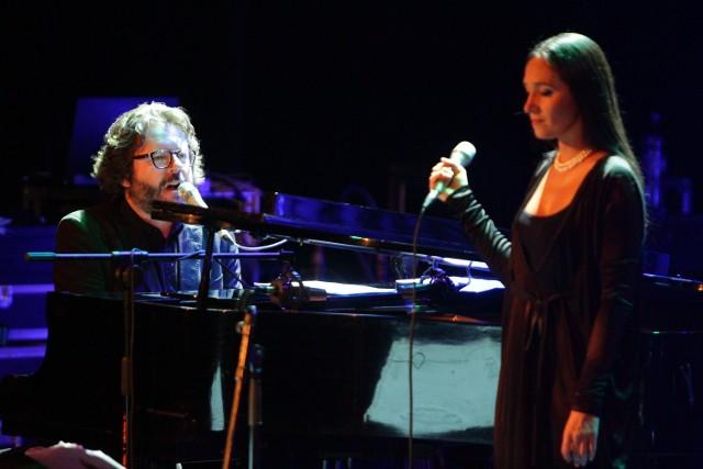 Dorota Miśkiewicz i Grzegorz Turnau zaśpiewali w Teatrze Wielkim w Poznaniu