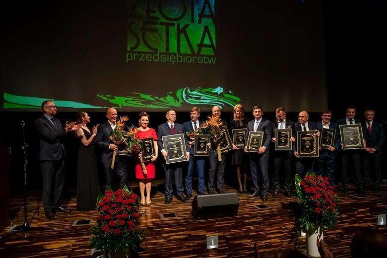 XVII Podlaska Złota Setka Przedsiębiorstw Kuriera Porannego. Najważniejsze są przychody i umiejętności menadżerskie (zdjęcia)