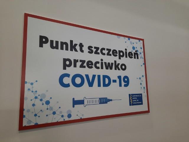 Samorząd Województwa Podlaskiego zaplanował utworzenie 9 Punktów Szczepień Powszechnych. Gdzie będą się znajdowały?