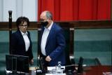 Elżebieta Witek o interwencji Policji w stosunku do wicemarszałka Czarzastego: Policja wykonywała swoje zadania