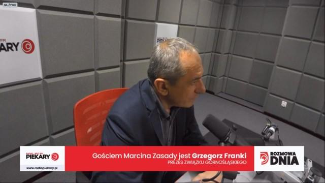 Grzegorz Franki był gościem Dziennika Zachodniego i Radia Piekary