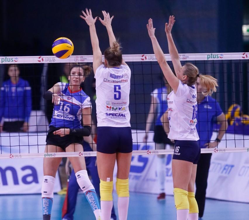 Developres w Pile ugości m.in. Klaudia Kaczorowska, która przez dwa poprzednie sezony grała w ekipie z Rzeszowa