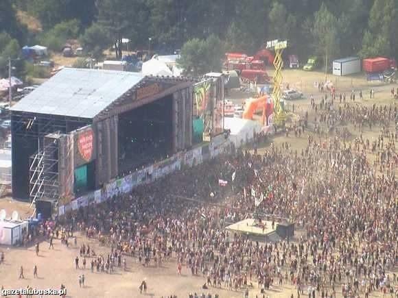 Marszałek Elżbietę Annę Polak można zobaczyć na każdym Woodstocku.