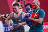 """Tokio 2020. Tadeusz Michalik powalczy o brąz. W półfinale nie dał rady mistrzowi świata. """"Jewłojew był cięższy i silniejszy"""""""